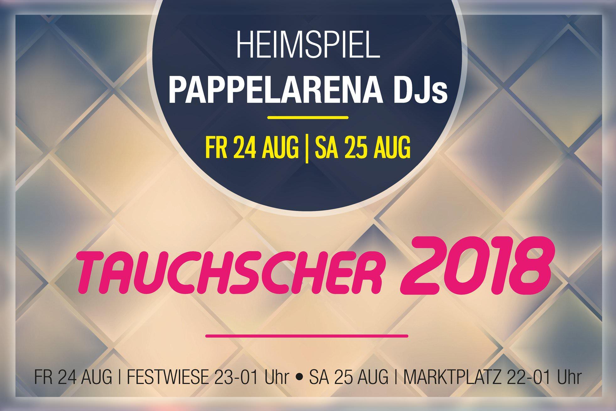 Pappelarena DJs