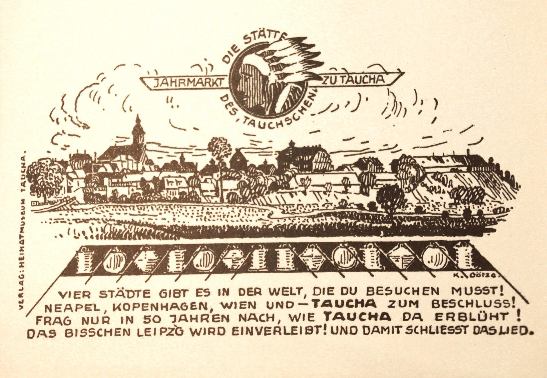 Sonderausstellung Historische Postkarten