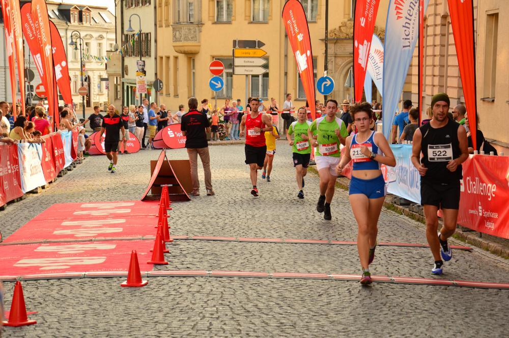 Stadtlauf: Hauptlauf über 10 Kilometer